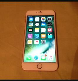 iPhone 6s Plus unlocked