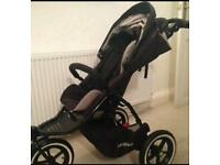 Phil and ted navigator double Pram .buggy . Pushchair. Stroller