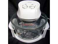 Abode 12 litre Halogen Oven. New.Un-used.