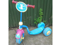 Peppa pig first scooter good condition
