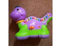 Lettersaurus alphabet dinosaur