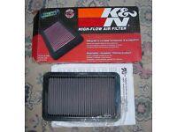 Mazda MX5 K&N Air Filter