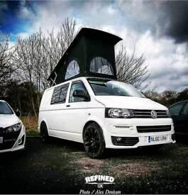 Camper Van, Vw T5 With Hilo