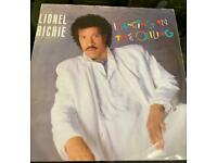 Lionel Richie Dancing on the ceiling 12 inch