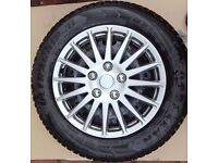 Wheels & Tyres - for VW Polo 1.4 TDI 2005