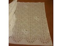 Set of 10 Net Curtains