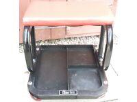 CLARKES MECHANICS MOBILE SEAT