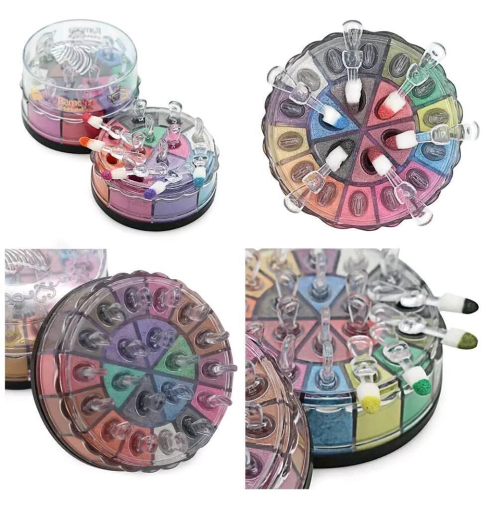 20 Eyeshadow Wheel