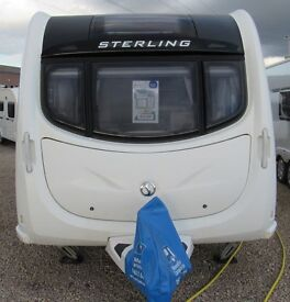 STERLING ECCLES AMETHYST 2011 6 BERTH *FIXED BED*