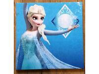 Frozen picture prints