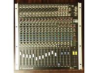 Soundcraft M12 Mixer - 16 channel/ 4 return