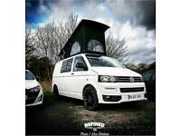 Vw T5 Camper With Hilo
