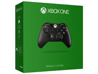 Xbox one wireless controller - with 3.5mm stereo headset jack *Brand New Unopened*