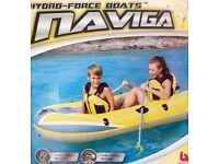 Naviga Hydro Force Inflatable Boat - Large! 92 inch