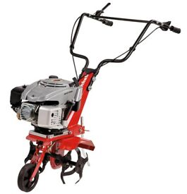 Einhell Four-Stroke Petrol Tiller (Rotovator / Cultivator) AS NEW + WARRANTY! RRP £280!