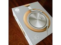 Bang & Olufsen H6 (B&O PLAY) - Natural Leather - WIRED