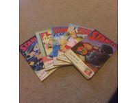 Flat Stanley books