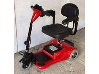 Prism rio 3 ultra small travel mobility scooter