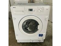 7kg Beko WMI71641 Nice Integrated Washing Machine (Fully Working & 3 Month Warranty)