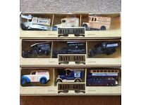 3 boxed sets of 3 Days Gone Die cast models