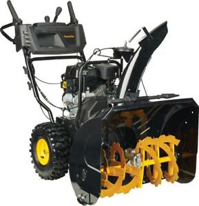 Get your snowblower and other small engine service done by an experienced mechanic