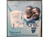 Brand new boxed Aqua optima water filter jug ( like Brita )