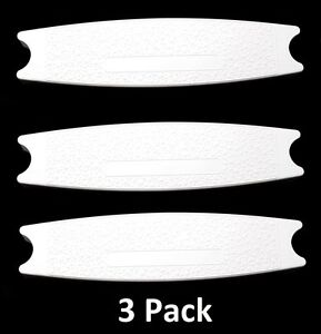 Aftermarket 3-Pack Hydrotools 87901 Swimming Pool step rung Plastic Ladder