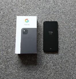 Google Pixel 4a unlocked