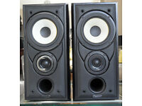 MISSION 701 BOOKSHELF SPEAKERS