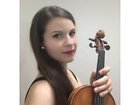 Violin Lessons £30/h