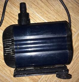 AQUA MEDIC OCEAN RUNNER OR3500 POWERHEAD PUMP 3500 L/H FOR FISH TANK - DELIVERY PAYPAL 07544000786