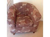 Armchair - Comfortable Tub Armchair