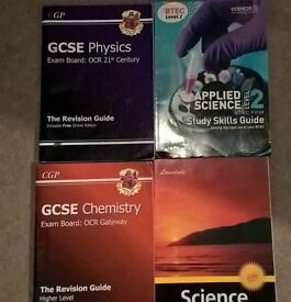 science revision guides