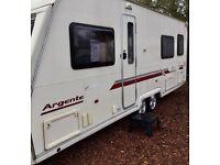 2007 Avondale Argente 642 (Fixed Bed, Full End Washroom)