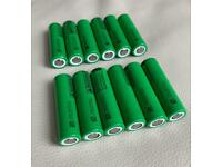 LG MJ1 18650 Batteries