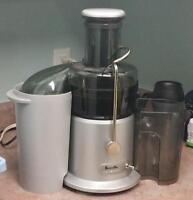 Breville Juice Fountain - Excellent Condition - Orillia