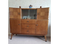 Retro Beautility 1950's Sideboard Drinks Cabinet