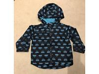 Boys rain coat 9-12 months Fab condition