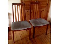 - DINING TABLE WITH 5 CHAIRS,