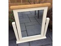 Dressing Table - Tilt Mirror - Boxed