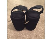 Tommee Tippee Insulated Bottle Bags x 2 - Brand New