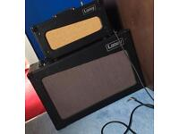 Laney cub head and cab guitar amp.