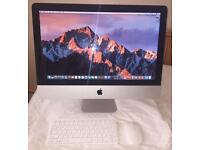 "Apple iMac 21.5"" Core i3, 8GB RAM, 500GB HD"