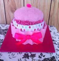 Diaper Cupcake Gift