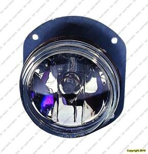 Fog Lamp Driver Side -Passenger Side Ml350 High Quality Mercedes M-Class 2006-2009