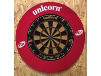 Unicorn Eclipse Pro Dartboard and Dart Selection