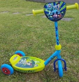 Toy story scooter