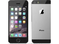 IPhone 5s space grey brand new