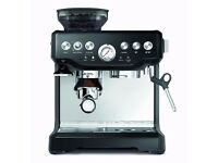 Sage by Heston Blumenthal the Barista Express Coffee Machine and Grinder, 1700 W