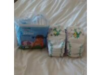 Size 5+6 Nappies